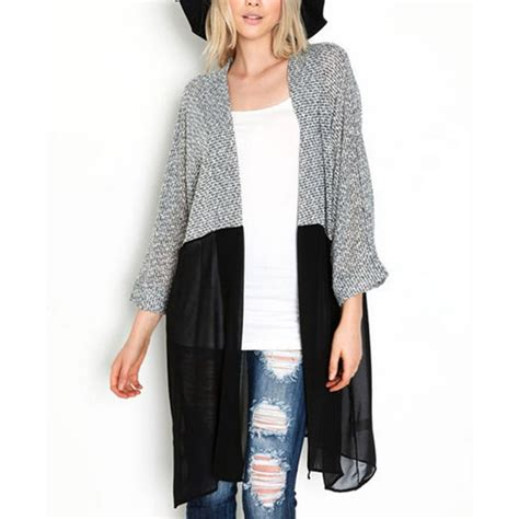 plus size cardigan sweaters cardigan sweater 2016 chic winter knitted