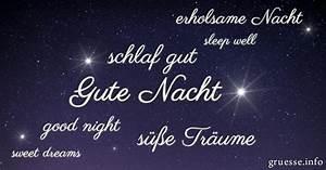 Süße Gute Nacht Sprüche : gute nacht bilder mit kostenlosen bildern eine gute nacht w nschen ~ Frokenaadalensverden.com Haus und Dekorationen