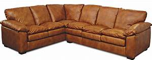 Corinth leather sectional leather creations furniture for Leather sectional sofa austin