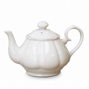 Teapot Porcelain - 2 Cup - Diana