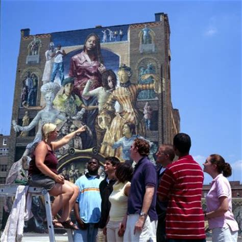 Philly Mural Arts Tour by Page Not Found Createquity
