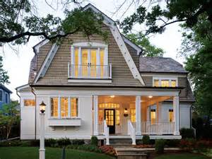 House Front Balcony Design by Four Houses With Curb Appeal Bethesda Magazine July