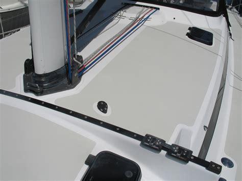 Boat Deck Grip Paint by Kiwi Grip Keeps You Aboard