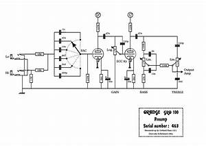 Orange Amp Schematics Gallery
