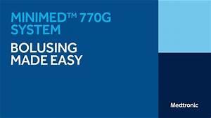 Minimed U2122 770g System Support