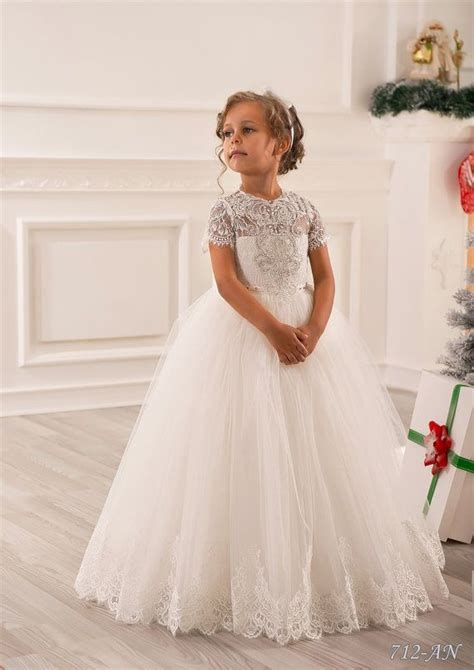 flower girl dresses ideas  pinterest wedding