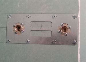 Installer Une Douche : comment installer un kit per pour douche dans un mur en ~ Melissatoandfro.com Idées de Décoration