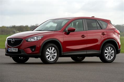 Cars For Sale  Mazda Cx5 Wins €�best Buy' Suv Award From