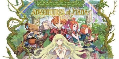 adventures   judul  final fantasy adventure