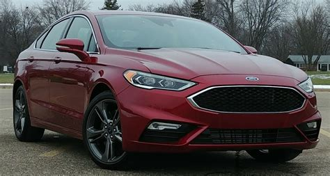 Ford Fusion 0 60 by 2017 Ford Fusion Sport 1 4 Mile Trap Speeds 0 60