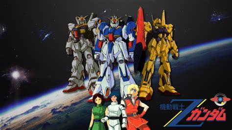 Mobile Suit Gundam Z by Mobile Suit Zeta Gundam Wallpaper By Thornnnn On Deviantart
