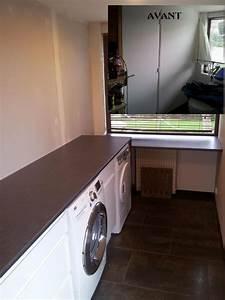 Plan De Travail Salle De Bain : attrayant meuble salle de bain avec plan de travail 1 ~ Premium-room.com Idées de Décoration