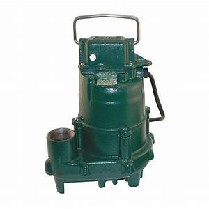 Zoeller M267 Pump