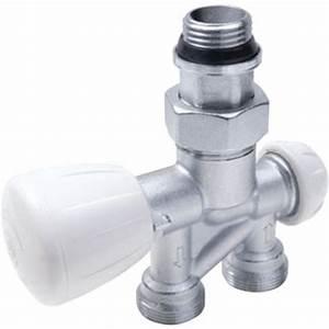 Robinet Thermostatique Giacomini : robinet monotube 4 voies r356m filetage 15x21 giacomini bricozor ~ Melissatoandfro.com Idées de Décoration