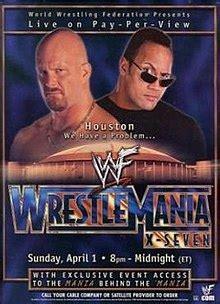 wrestlemania   wikipedia