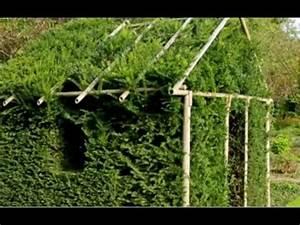 Comment Construire Une Cabane à écureuil : construire une cabane de feuillage youtube ~ Melissatoandfro.com Idées de Décoration