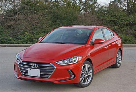 2017 Hyundai Elantra Limited Road Test Review   The Car ...