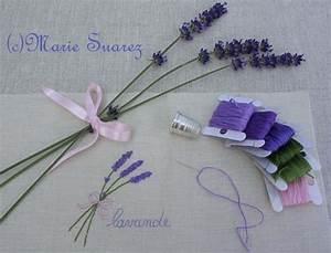Que Faire Avec Des Fleurs De Lavande : fleurs de lavande le blog de marie suarez ~ Dallasstarsshop.com Idées de Décoration