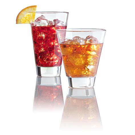 bicchieri di chagne volubilis tumbler hb 40cl glasses and highball