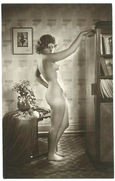 Vintage Erotic Photo Art Nude Model C Pics Xhamster