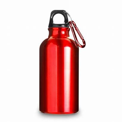 Bottle Water Bottles Clip Clipart Metal Cliparts