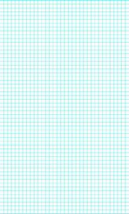 Chart Paper 4 Lines Per Inch Graph Paper On Sized Paper Free