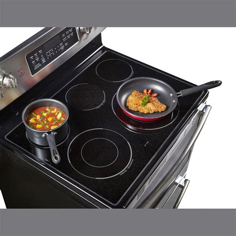 ge  electric  standing convection range stainless steel jcbskss ge appliances