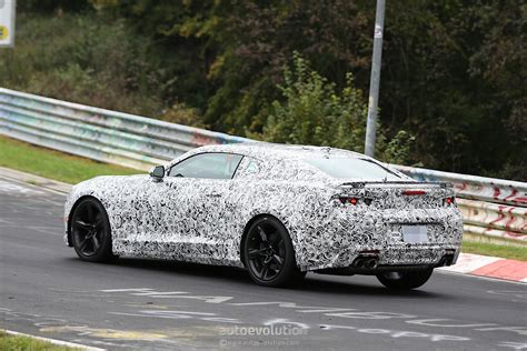 2016 Chevrolet Camaro Details Emerge from Man Close to GM ...