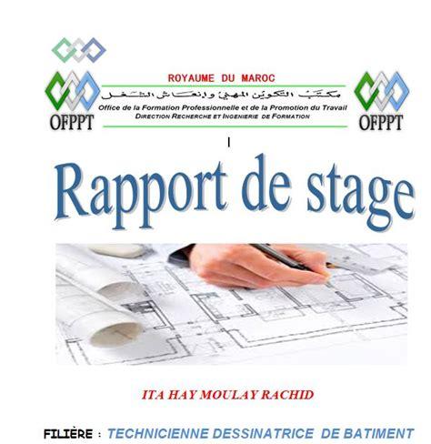 exemple de rapport de stage dessinateur b 226 timent outils livres exercices et vid 233 os
