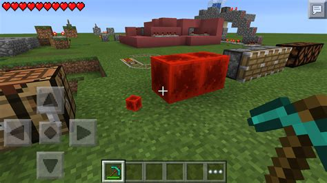 redstone craft mod minecraft pocket edition minecraft