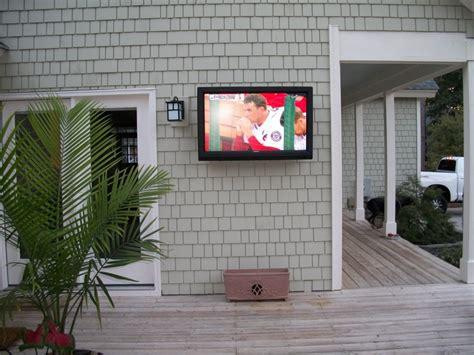 outdoor tv sound custom outdoor audio total