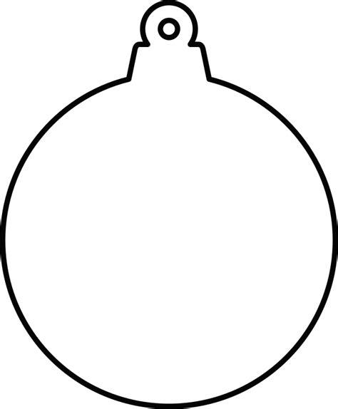 christmas ornaments clipart black and white dewey jantzen