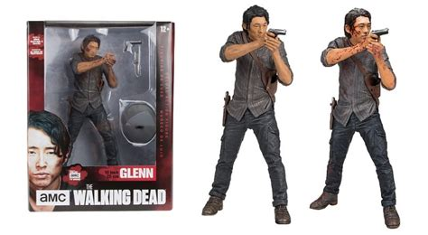Mcfarlane Toys The Walking Dead 10″ Glenn