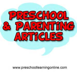 preschool articles preschool learning 566 | preschool articles