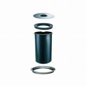 Poubelle De Plan De Travail : poubelle 13 litres pour plan de travail ~ Dailycaller-alerts.com Idées de Décoration