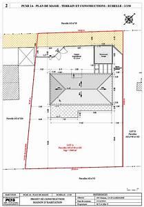 permis de construire 13 comment faire un plan de masse With exemple de jardin de maison 11 dossier de permis de construire