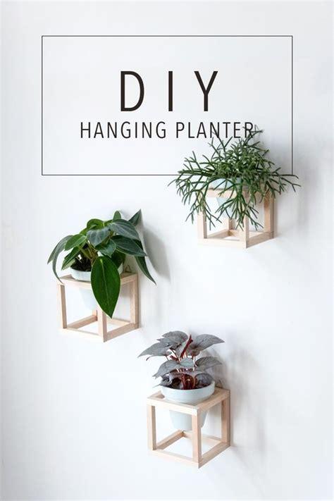 Hängende Pflanzen Wohnung by Wohnen Mit Pflanzen Diy H 228 Ngende Pflanzenhalter Living