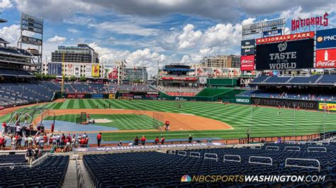 Report: Nationals won't play Braves Monday amid ...
