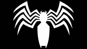 Black Spider-Man and Venom Symbol WP by MorganRLewis on ...