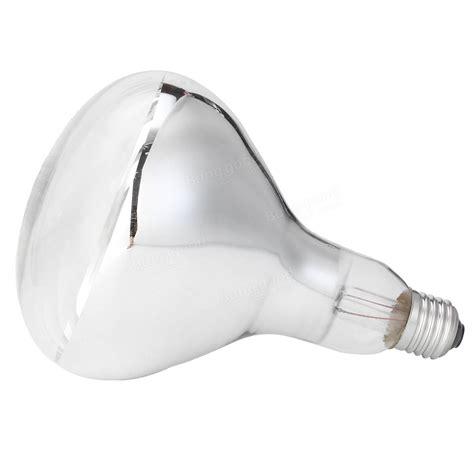 bathroom heat l bulb e27 275w infrared heat bulb for ceiling exhaust fan