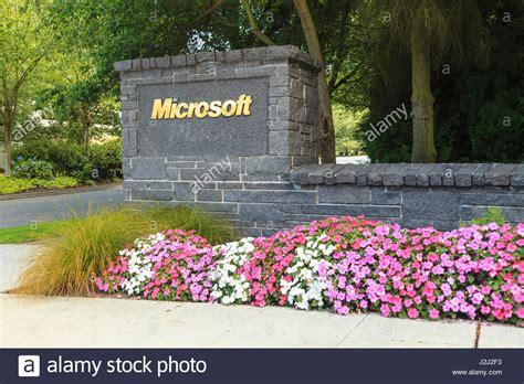 Microsoft Headquarters Usa Stock Photos & Microsoft