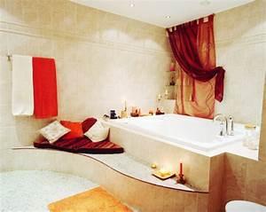 idee romantique saint valentin decorez votre salle de bain With salle de bain design avec décoration soirée irlandaise