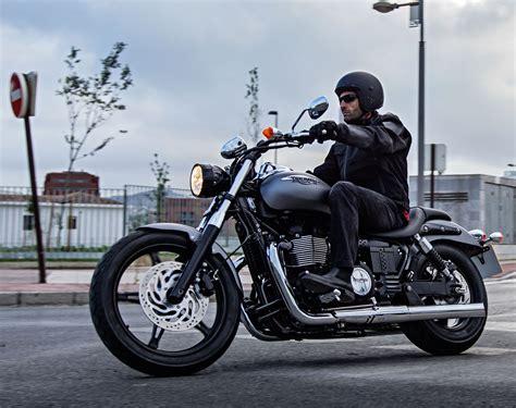 best cruiser riding image gallery triumph speedmaster
