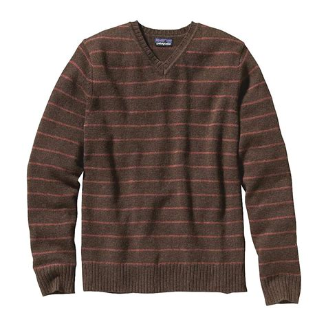 patagonia s sweater patagonia 39 s lambswool v neck sweater mountain steals