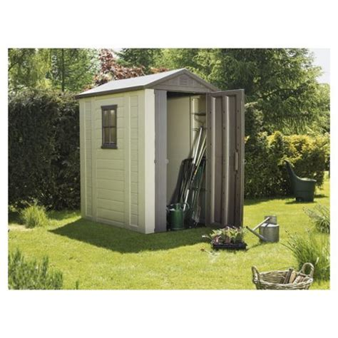 Keter 6x6 Shed by Buy Keter Apex Shed From Our Plastic Sheds Range Tesco