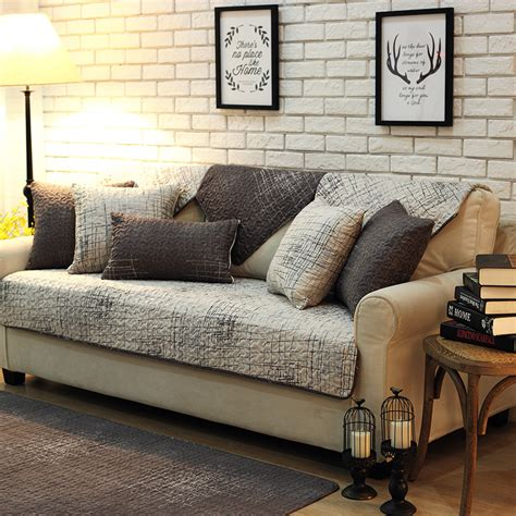Cover Of Sofa Set by Modern Magical Sofa Cover Corner Fabric Towel Sofa
