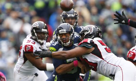 falcons  seahawks playoff game information time tv