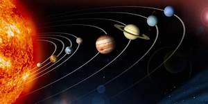 This Is What A Scale Model Of The Solar System Looks Like