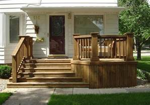 Deck Decking Outdoor Living Space Patio Front Porch Ideas Style For Ranch Home