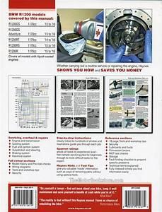Bmw R1200 Repair Manual  Liquid Cooled Twins   2013